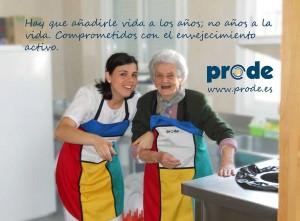 Envejecimiento activo en PRODE
