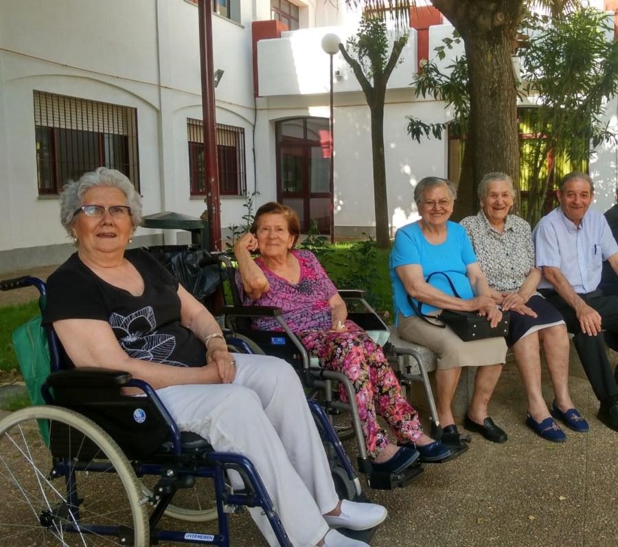 Mayores, personas mayores, Fundación Prode