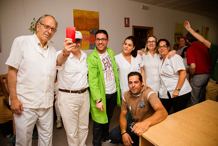 Unidad de Estancia Diurna con Terapia Ocupacional de PRODE