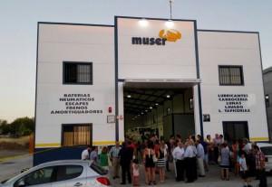 Inauguramos Muser Auto