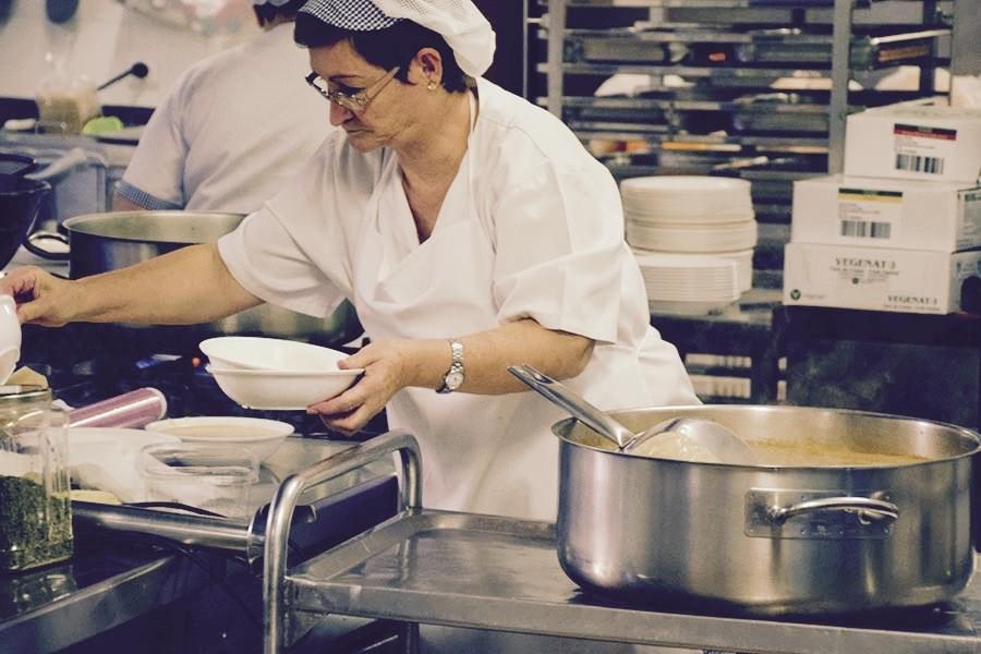 Servicio de Catering de PRODE