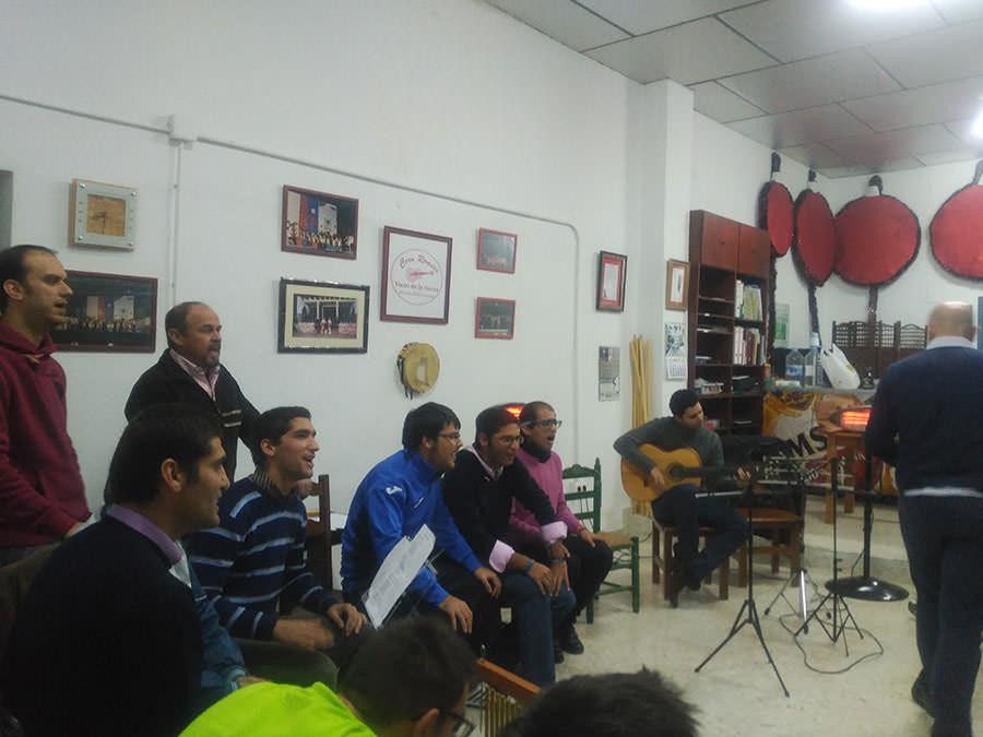 """Muy emocionados por cantar este sábado en """"Caminos de Luna"""", en el Teatro El Silo"""
