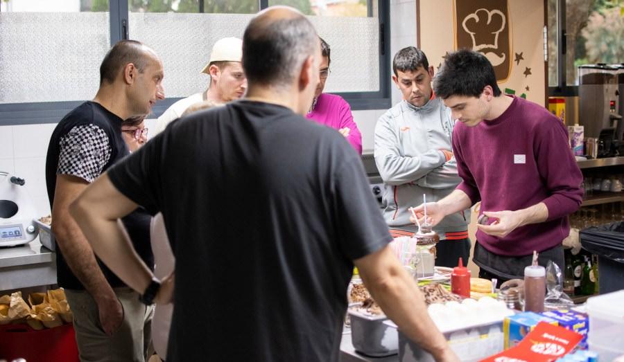 empleo, Fundación PRODE, PRODE, Yosíquesé Coffee&Food, cafetería